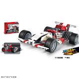 Конструктор Decool 3807 Аналог Lego Technic Формула F1 377 деталей
