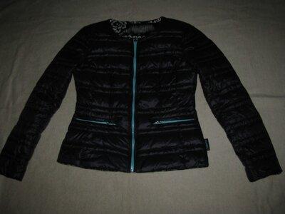 Куртка пуховик двухстороння італійська нова брендова стильна шикарна GABS Оригінал Італія р.М