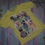футболка на 6-7 лет, поведен шов