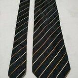 Strellson. италия. шелковый галстук.