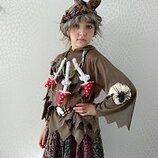 Прокат карнавальный костюм Бабы Яги баби Яги баба Яга, бабка Йожка Ежка на праздник осени Киев