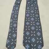 Soren skifter. шелковый галстук