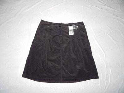 2-4XL, поб 54-58 новая юбка микровельвет классика миди Isolda