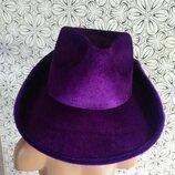 Ковбойская шляпа. Универсальный размер новая