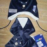 Комплект шапка и шарф Lupilu, p. 74-80