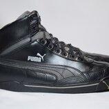Ботинки Puma Motorsport Speed Cat 2.9 mid 10 Years кроссовки мужские кожа. Оригинал. 47 р./31 см.