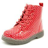 Демисезонные ботинки для девочек Kimbo Размеры 23,24,25,26,27