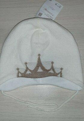 Фірмова шапочка на флісі