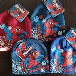 Детская шапка Человек паук Спайдер мен Дисней щенячий патруль ягонщик Миньены
