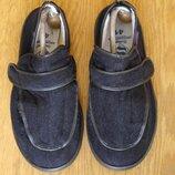 Туфлі фетрові розмір 41 стелька 25,38 см Pulman маломерки
