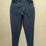 Стильные штаны брюки бойфренды Zara, 38 размер.