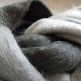 Мягкий нежный тёплый объёмный шарф h&m