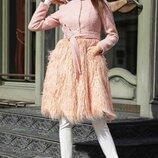 Пальто женское стильное демисезонное S.
