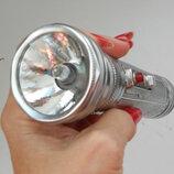Легкий алюминиевый фонарик Kaida