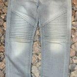 Скинни джинсы узкачи модные 2-4года