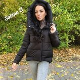 Новиночки Классная куртка- зима, размеры 42- 48