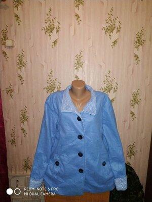 Очень Мягкое Красивое Пальто Куртка На Подкладке Бренд Бренд - Anne De Lancay Анне де лансай