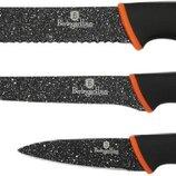 Набор ножей Berlinger Haus Granit Diamond Line BH-2301