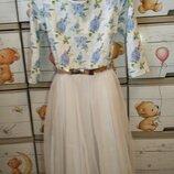 Святкове плаття для дівчинки 128 см