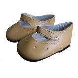 Обувь балетки для куклы 60 см Paola Reina, Паола Рейна, 66007