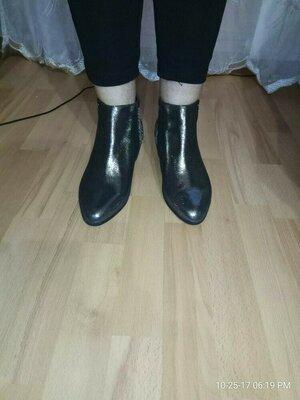 Ботинки 37 38 розмір