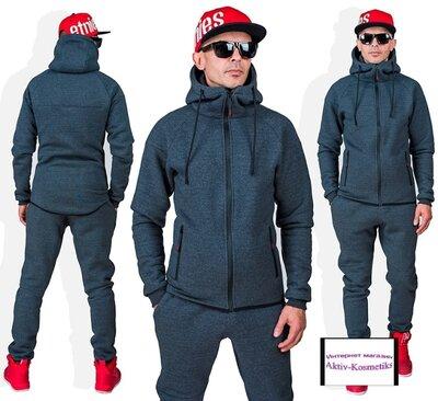 Теплый Мужской костюм на флисе 43. Размеры M, L, XL, XXL
