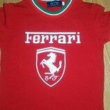 Футболка Ferratri на 3-5 лет