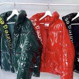 Дутая куртка три расцветки