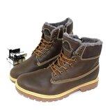 Зимние комфортные ботинки 2A1741-1