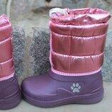Дутики , сноубутцы, сапоги, ботинки Шалунишка