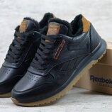Мужские кожаные зимние кроссовки цена 1400 грн. Код R1чкрм Сезон зима Тип ботинки Пол мужской