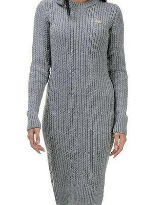 Продано: Платье Плаття Вязаное Теплое Осень