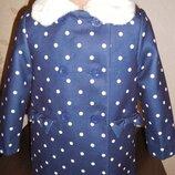 Продаю пальто Jasper Conran деми, 4-5 лет.