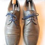 Мужские кожаные туфли Roberto Santi р.44-45-45,5
