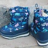 Зимние ботинки, дутики, сноубутсы Том.м Распродажа