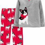 Пижамы для девочек флисовая
