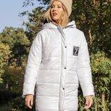 Новиночки Классная куртка зима, размеры 42- 52