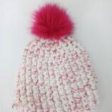 53-55 р Зимняя шапочка двойная C&A