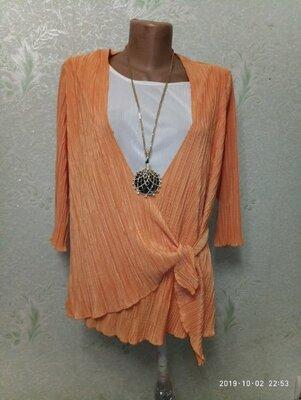 Шикарная Блуза-Обманка 2 В 1 Для Яркой Красотки