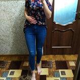 джинсы стрейч
