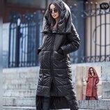 Зимнее женское пальто «Ницца» пять расцветок