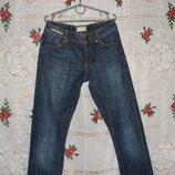 Супер джинсы calvinklein ,w24-l34.100%коттон.