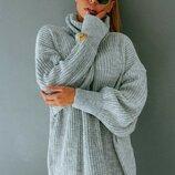 Вязаное платье TESS четыре расцветки