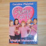 Glitter girls, детская книга на английском языке