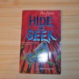 Hide and seek, детская книга на английском языке