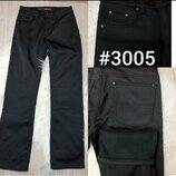 штаны теплые на флисе 36-42