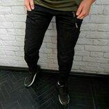 джинсы хлопок 28-33