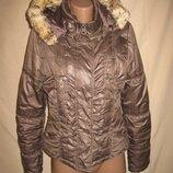 Осенняя куртка NafNaf р-р10