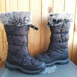 очень тёплые зимние новые сапожки Timberland PrimaLoft 200gr оригинал в коробке