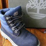 Ботинки Timberland Оригинал для мальчика р. 32